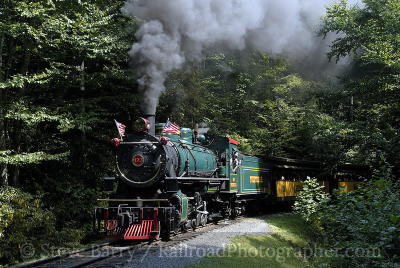 Photo 1018<br /> Tweetsie; Blowing Rock, North Carolina<br /> September 9, 2007