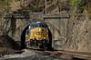Photo 1013<br /> CSX Transportation; Randolph Tunnel, Doe Gully, West Virginia<br /> October 14, 2007