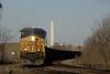 Photo 1104<br /> CSX Transportation; Crystal City, Virginia<br /> December 31, 2007