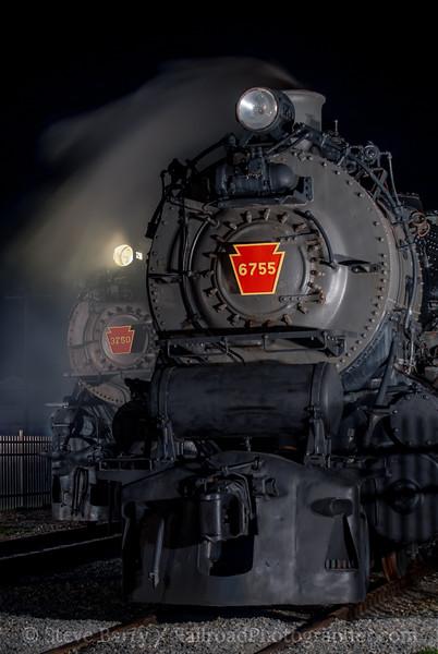 Railroad Museum of Pennsylvania; Strasburg PA; 11/4/07