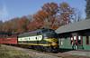 Photo 1070<br /> Erie 833; Cresco, Pennsylvania<br /> November 11, 2007