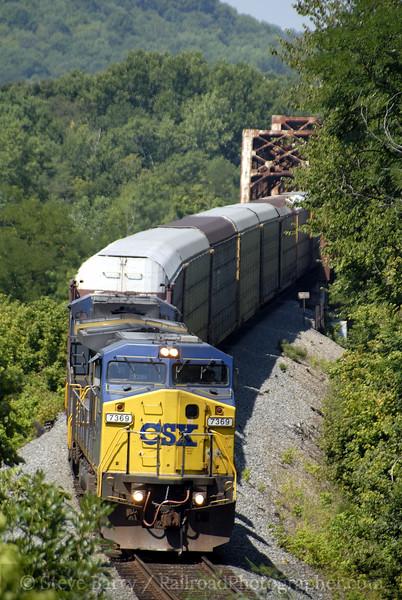 Photo 0994<br /> CSX Transportation; Worthville, Kentucky<br /> August 12, 2007