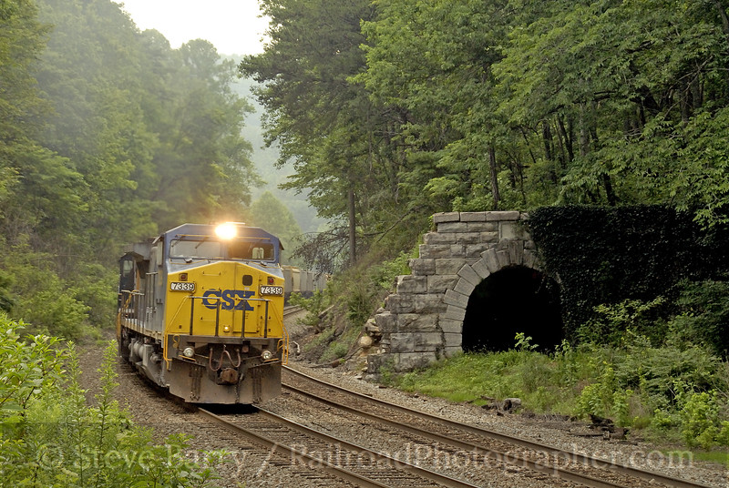 Photo 0933<br /> CSX Transportation; Whiteside, Tennessee<br /> July 9, 2007