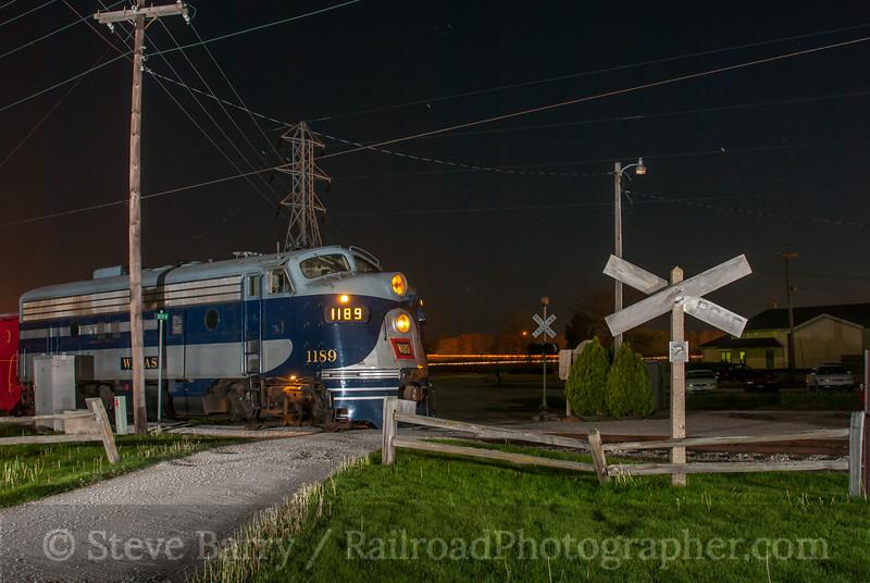 Monticello Railway Museum; Monticello IL; 4/28/07