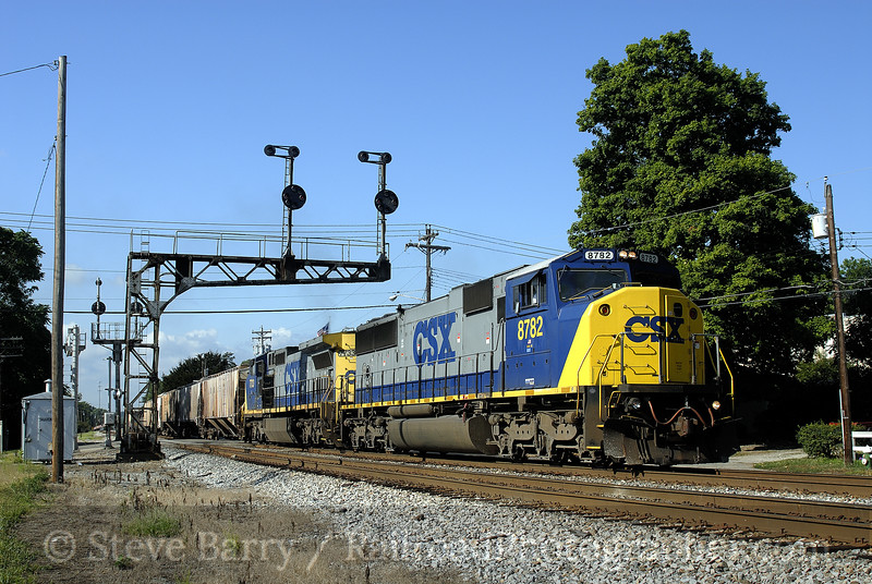 Photo 0996<br /> CSX Transportation; Glendale, Ohio<br /> August 10, 2007