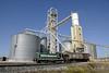 Photo 1253<br /> Scoular Grain; Silver Bow, Montana<br /> September 19, 2008