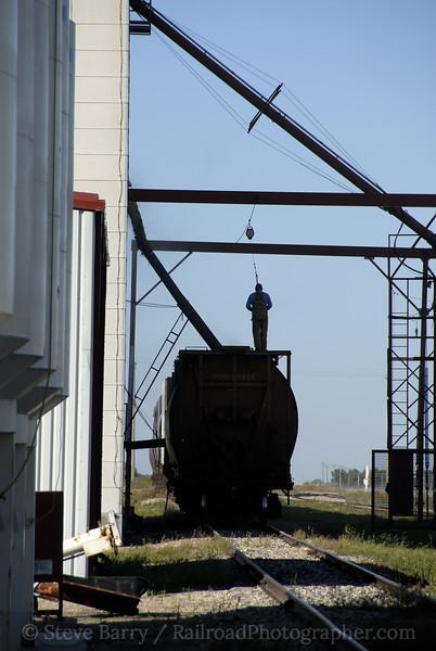 Photo 1324<br /> Canadian National; Candiac, Saskatchewan<br /> September 12, 2008