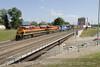 Photo 1221<br /> Kansas City Southern; Shreveport, Louisiana<br /> June 8, 2008