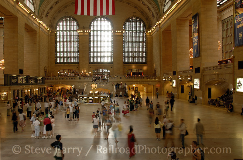Photo 1299<br /> Grand Central Terminal; New York, New York<br /> August 2, 2008