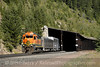 Photo 1338<br /> BNSF Railway; Shed 7, Java, Montana<br /> September 8, 2008