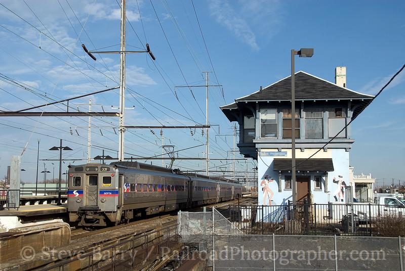 Photo 1485<br /> Southeastern Pennsylvania Transportation Authority; North Philadelphia, Pennsylvania<br /> December 14, 2008