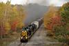 Photo 1303<br /> Delaware Lackawanna; Pocono Summit, Pennsylvania<br /> October 13, 2008