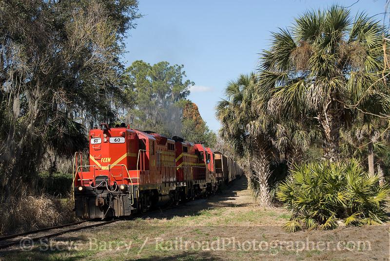 Photo 1468<br /> Florida Central; Eustis, Florida<br /> February 8, 2009