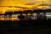 BNSF Railway (on NOPB); Bridge City LA; 2/19/11