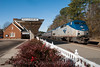 Photo 2272<br /> Amtrak; Williamsburg, Virginia<br /> January 8, 2012