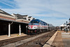 Photo 2270<br /> VIrginia Railway Express; Alexandria, Virginia<br /> January 6, 2012