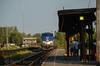 Photo 2424<br /> Amtrak; Utica, New York<br /> August 31, 2012