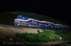 Photo 2614<br /> Altamont Commuter Express; Altamont Pass, California<br /> March 7, 2013
