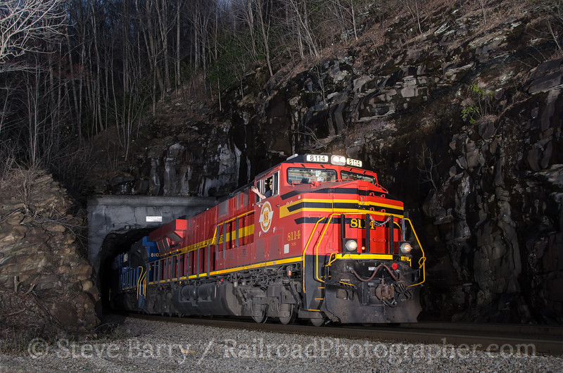 Photo 2653<br /> Norfolk Southern; Kimball, West Virginia<br /> April 8, 2013
