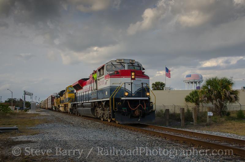 Photo 2590<br /> Florida East Coast; Cocoa Beach, Florida<br /> February 13, 2013