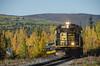 Photo 2791<br /> Alaska Railroad; Fairbanks, Alaska<br /> September 15, 2013