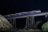 Photo 2613<br /> Altamont Commuter Express; Greenville Bridge, Livermore, California<br /> March 7, 2013