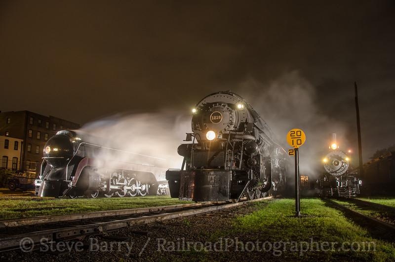 Virginia Museum of Transportation; Roanoke VA; 7/13/13