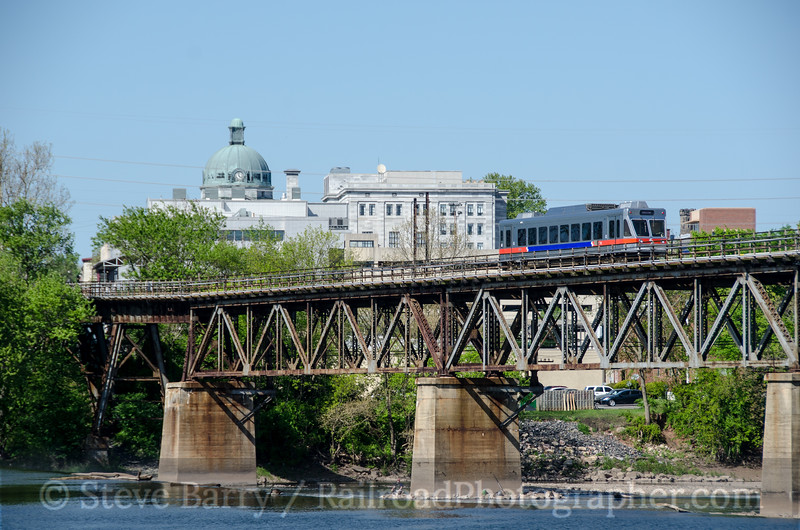 Photo 2681<br /> Norristown High Speed Line (SEPTA); Norristown, Pennsylvania<br /> May 5. 2013