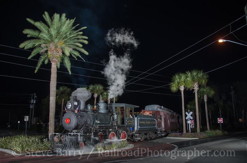 Photo 2581<br /> Tavares, Eustis & Gulf; Tavares, Florida<br /> February 9, 2013