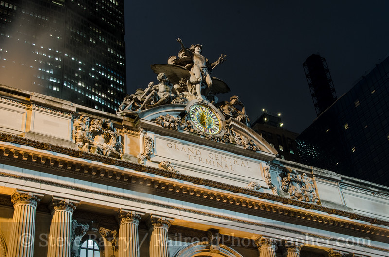Photo 2548<br /> Grand Central Terminal; New York, New York<br /> January 29, 2013
