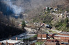 Photo 2654<br /> Norfolk Southern; Welch, West Virginia<br /> April 9, 2013