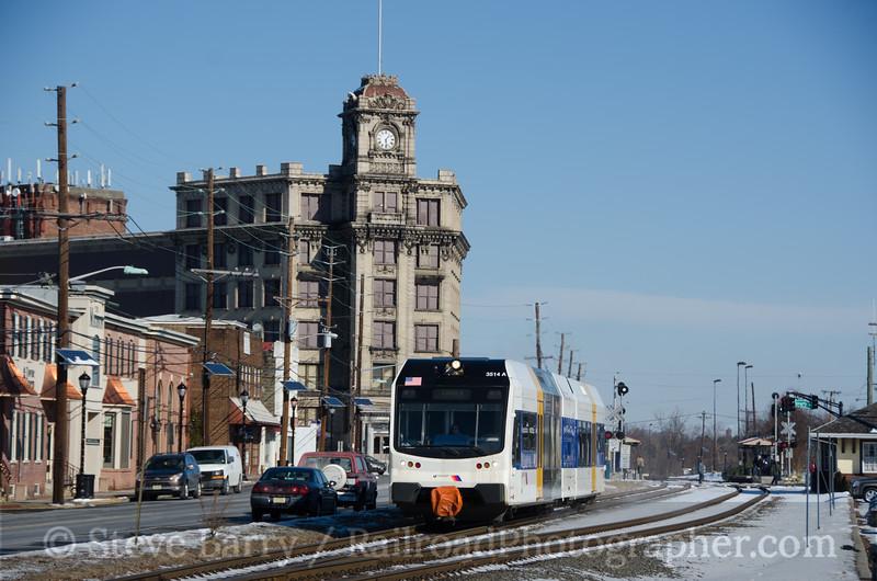 Photo 2555<br /> RiverLine (NJT); Riverside, New Jersey<br /> January 26, 2013