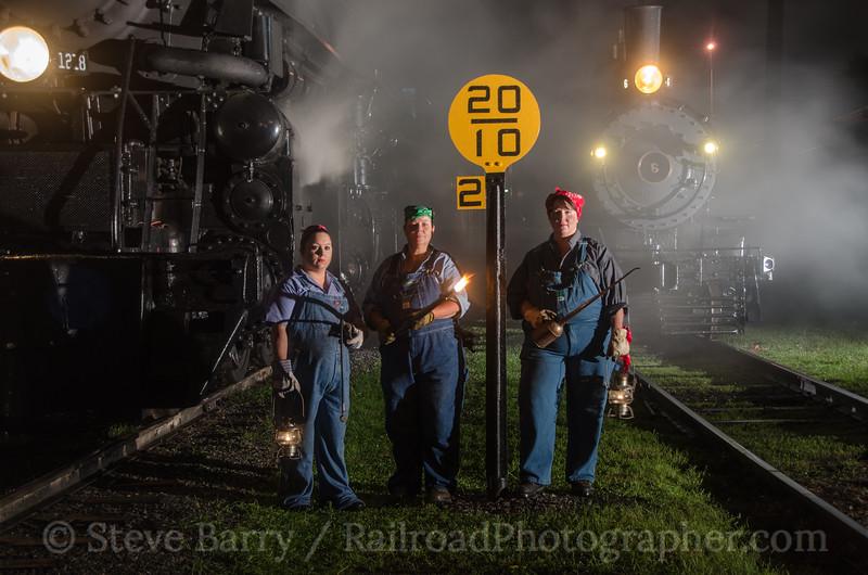 Photo 2744<br /> Virginia Museum of Transportation; Roanoke, Virginia<br /> July 13, 2013