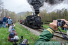 Photo 2697<br /> Cass Scenic Railroad; Old Spruce, West Virginia<br /> May 18, 2013