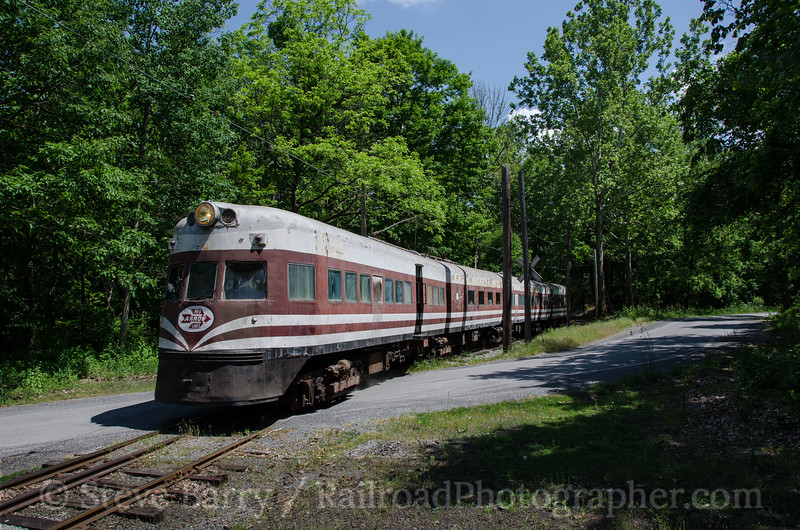 Photo 3422<br /> Rockhill Trolley Museum; Orbisonia, Pennsylvania<br /> May 30, 2015
