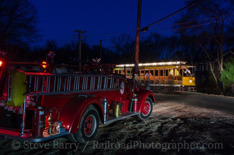 Photo 3381<br /> Connecticut Trolley Museum; East Windsor, Connecticut<br /> April 25, 2015