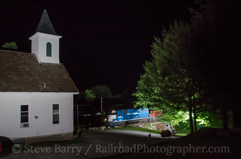 Photo 3426<br /> Vermont Rail System; Center Rutland, Vermont<br /> June 14, 2015