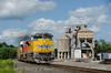 Photo 3455<br /> Union Pacific (on BNSF); Marceline, Missouri<br /> August 12, 2015