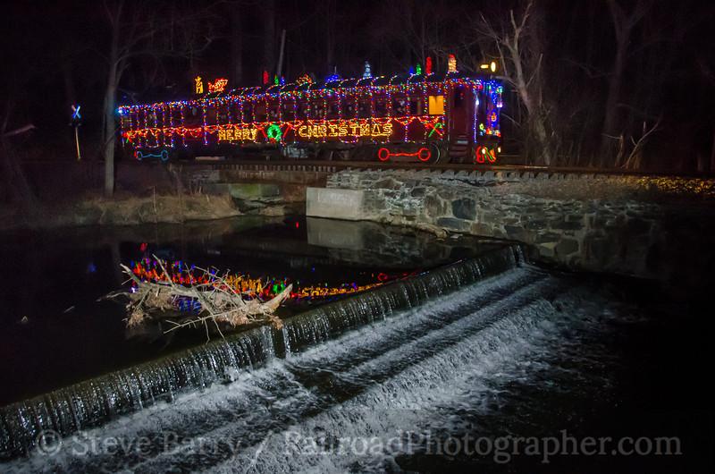 Photo 4025<br /> Wilmington & Western; Ashland, Delaware<br /> December 30, 2016