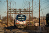 Photo 5425<br /> Amtrak<br /> Prospect Park, Pennsylvania<br /> December 18, 2018