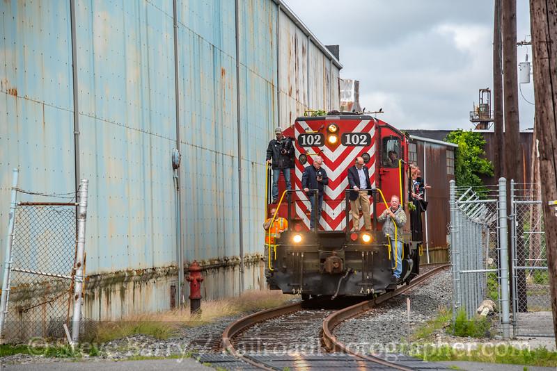 Southern Railroad of New Jersey; Salem NJ; 6/13/19