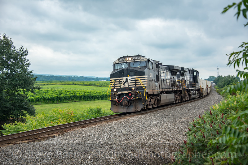 Norfolk Southern; North East PA; 8/13/19