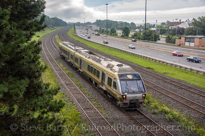 UP Express; Toronto ON; 8/18/19