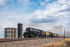 Photo 5551<br /> Union Pacific 4014<br /> Bitter Creek, Wyoming<br /> May 5, 2019