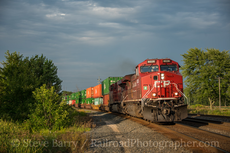 Canadian Pacific (on CSX); Greenwich OH; 8/12/19