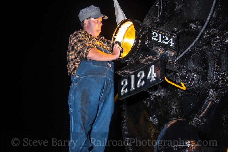 Steamtown National Historic Site; Scranton PA; 8/31/19