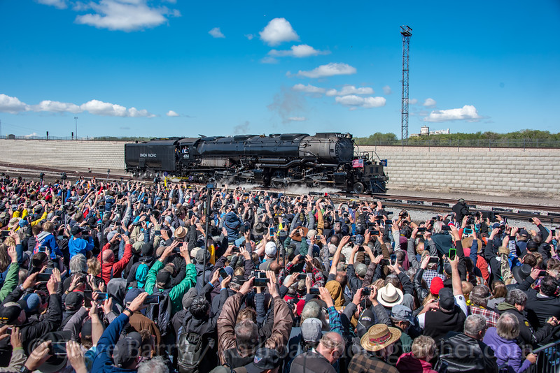 Photo 5564<br /> Union Pacific 4014<br /> Ogden, Utah<br /> May 9, 2019