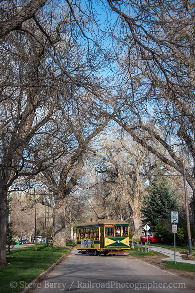 Photo 5550<br /> Fort Collins Municipal Railway<br /> Fort Collins, Colorado<br /> May 4, 2019