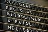 Photo 5456<br /> Amtrak<br /> 30th Street Station, Philadelphia, Pennsylvania<br /> January 26, 2019