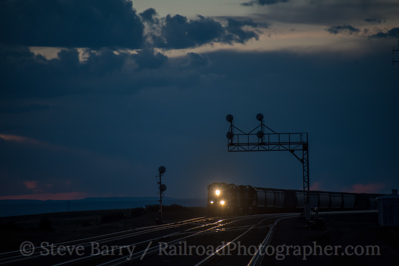 Photo 5582<br /> Union Pacific<br /> Hermosa, Wyoming<br /> May 13, 2019